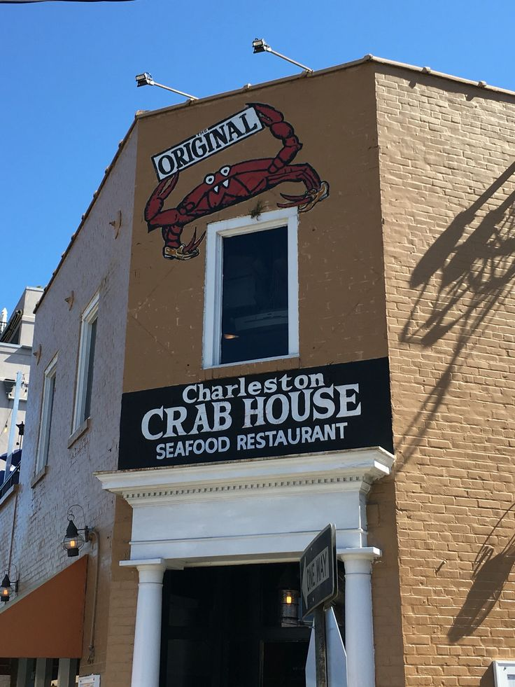 Charleston Crab House, Charleston, SC December 31, 2015