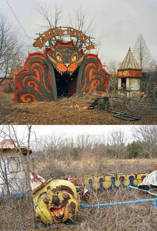 Chernobyl carnival