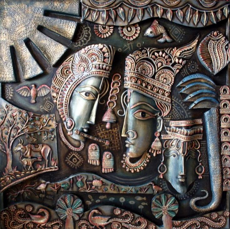 Best Wall Painters In Hyderabad: 196 Best Images About Indian Art On Pinterest