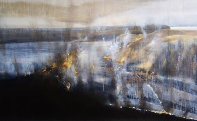 Garry Currin - Smoke and Dreaming IV ... Fabulous New Zealand artist !!