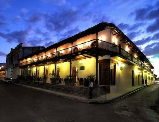 Grenada, Nicaragua (Hotel Plaza Colon)