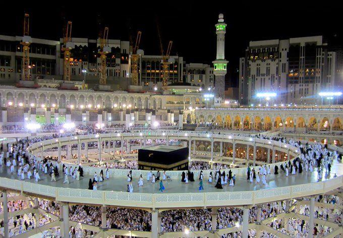 نادي العرب On Twitter Kaba Hajj Pilgrimage Makkah