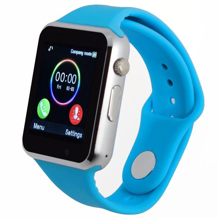 Bluetooth smart watch untuk android phone dukungan sim/tf dukungan kamera olahraga jam tangan reloj inteligente, kartu SIM PK DZ09 GT08