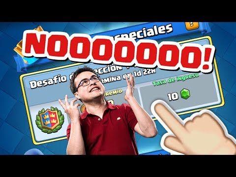 SOY MASOCA Y VUELVO A JUGAR EL DESAFIO 2c2 | Clash Royale - VER VÍDEO -> http://quehubocolombia.com/soy-masoca-y-vuelvo-a-jugar-el-desafio-2c2-clash-royale    Hoy vuelvo a intentar pasarme el Desafío de 2c2. Ya sé que dije que no lo haría, pero LO HICE… Veremos si lo consigo. ► TODOS MIS DIRECTOS → ► Consigue GEMAS gratis → ► PRUEBA VAINGLORY →  ◕◕◕ MIS OTROS CANALES DE YOUTUBE ◕◕◕ ► Canal de variedad → ► Canal de 3 estrellas CoC →