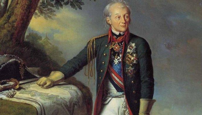 Великий полководец Александр Суворов не проиграл ни одного сражения.