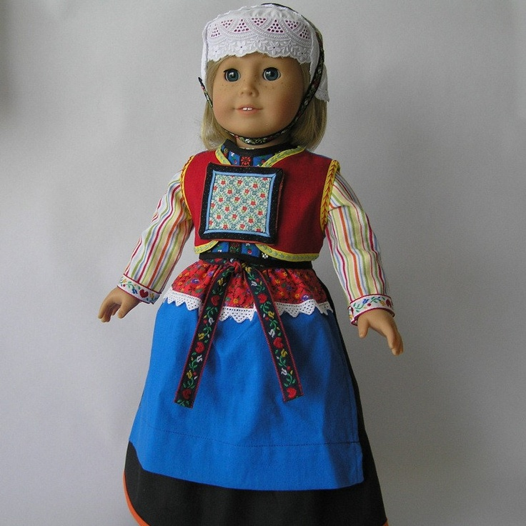 140 best 18 inch Doll; International Folk images on ...