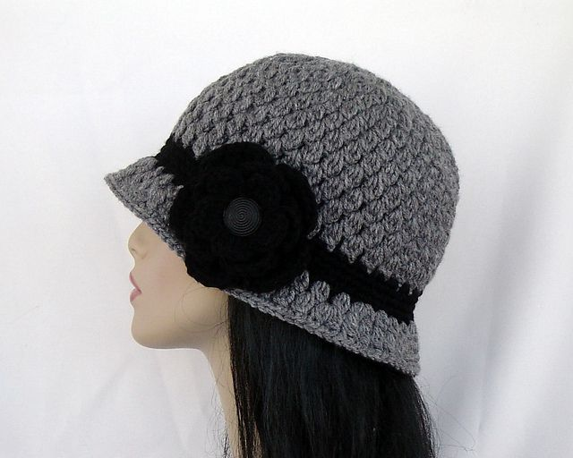 7 Knit Cloche Hat Patterns The Funky Stitch
