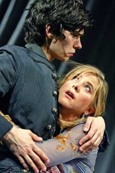 Ben Whishaw was Hamlet at 23 in a Trevor Nunn production with Imogen Stubbs as Ophelia. Brilliant!
