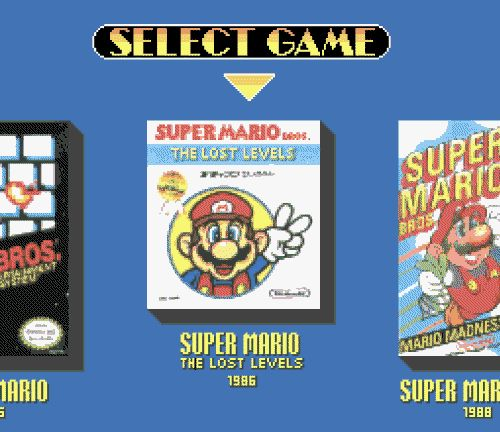 Super Mario All-Stars Which had the snes remake of S  Mario Bros  3