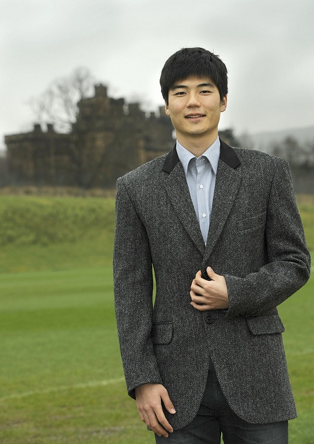 HARRIS TWEED-Sung Yueng Ki
