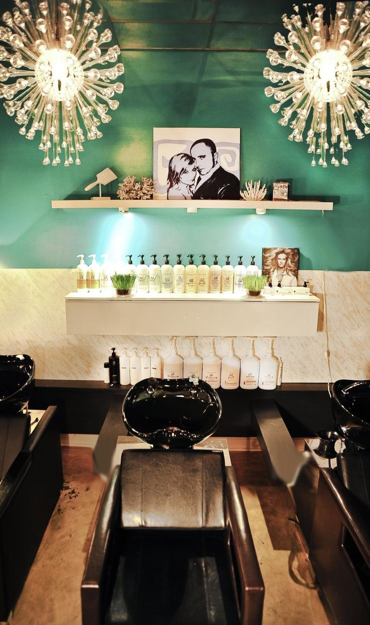 1000 ideas about salon shampoo area on pinterest small for Jlv creative interior design