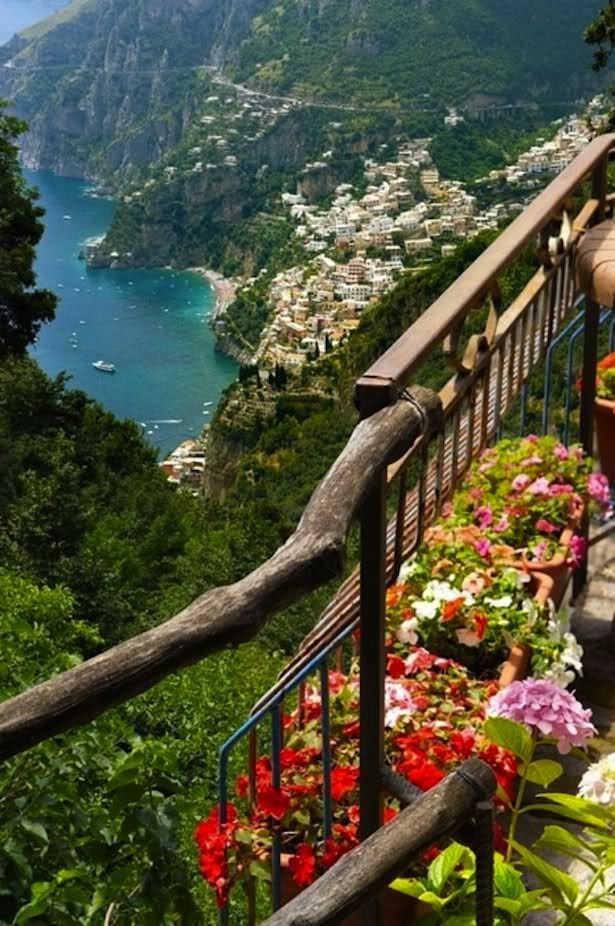 Take.  Us.  THERE.: One Day, Buckets Lists, Dreams, Beautiful Places, Italy Travel, Amalficoast, Ocean View, Oceanview, Amalfi Coast Italy