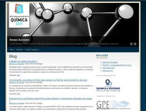 Any internacional de la química