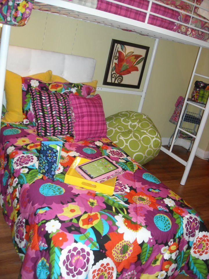 Vera Bradley Dorm Room Preview Fall