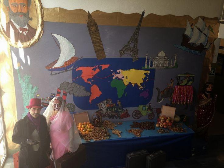 proyecto educacion infantil la vuelta al mundo - Buscar con Google