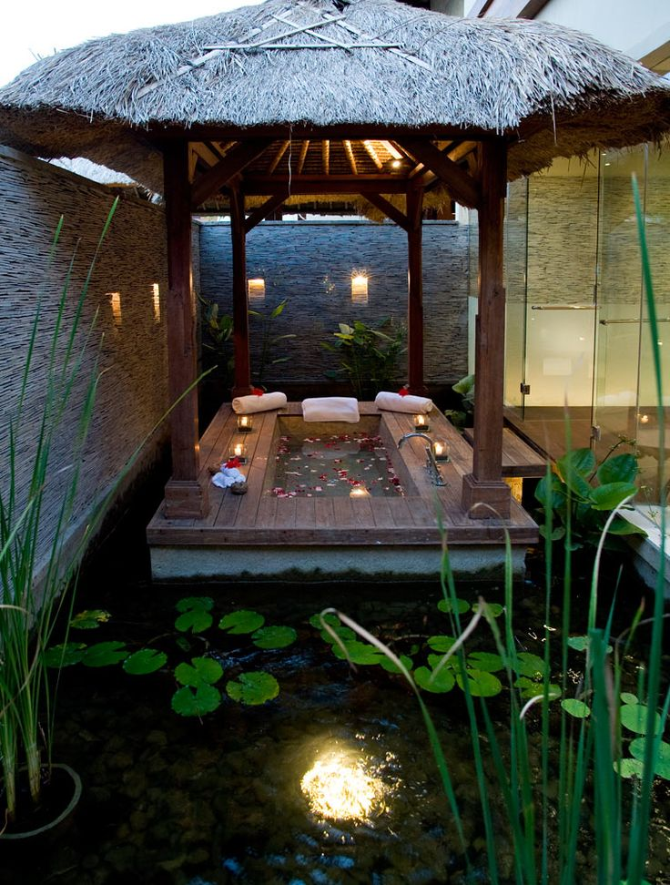 44 Best Images About Bathtubs Of Bali On Pinterest