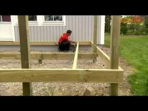 ▶ Bygga altan - Lär dig smarta lösningar och undvik misstagen - YouTube