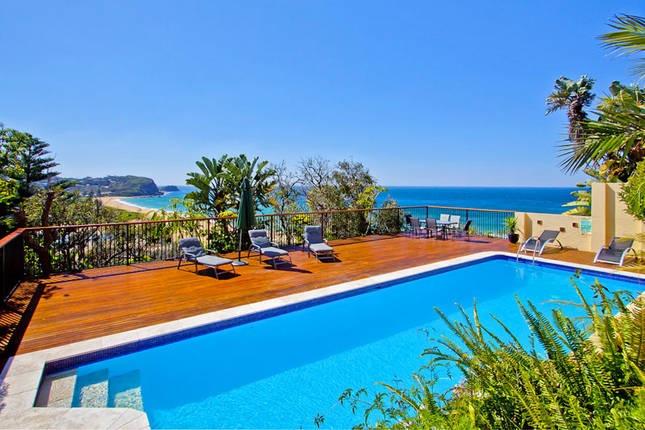 House & Pool in Avoca Beach, NSW