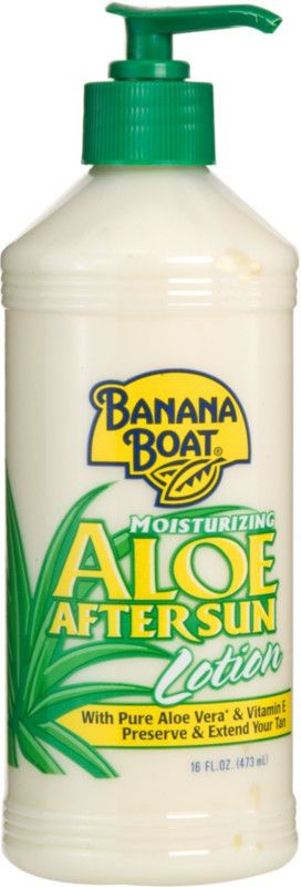 Banana Boat Aloe After Sun Lotion   Ulta Beauty I've been using this for 30 years