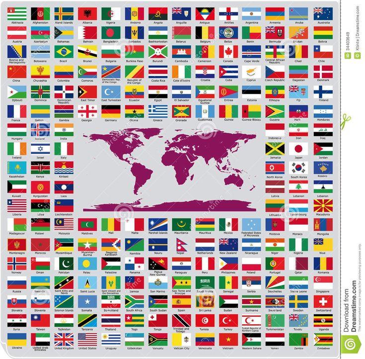 Image result for drapeaux du monde