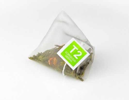Gorgeous Geisha tea from T2