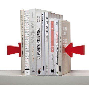 Monkey Business Arrow magnetiske bogstøtter køb i areastore.dk