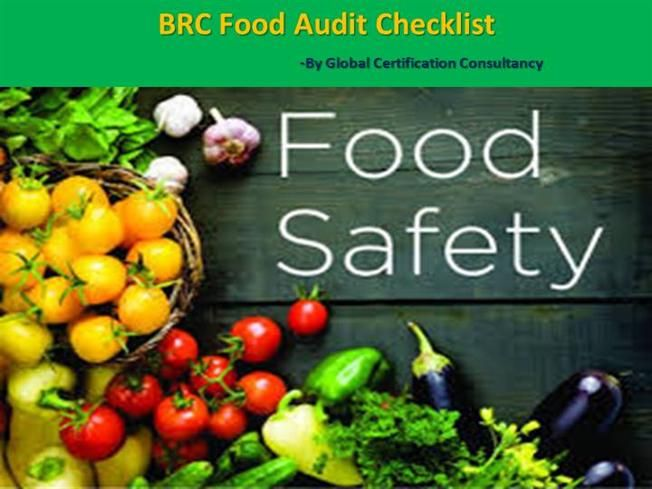 Internal Auditing Is A Key Component Of The Food Safety