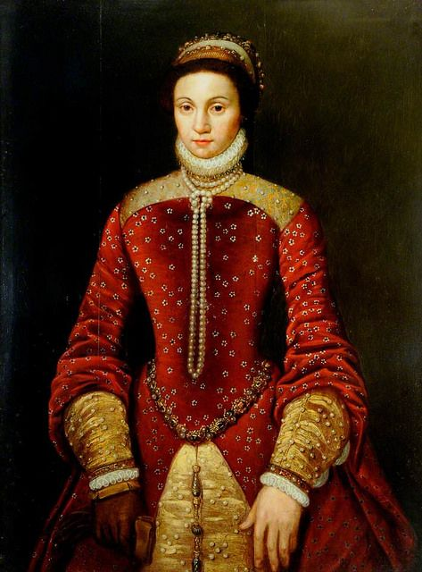 Said to be Queen Mary I, Daughter of Henry VIII and Catherine of Aragon | by lisby1