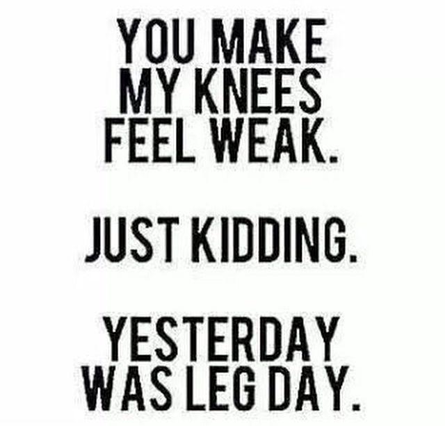 Leg Day   Workout humor, Fitness motivation, Motivation
