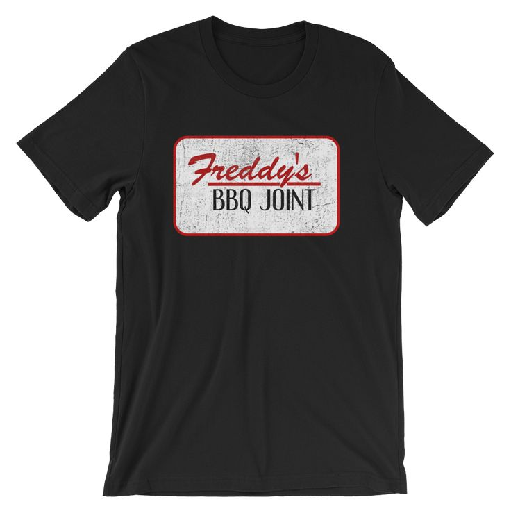 Vintage Freddy's BBQ Joint T-shirt from House of Cards