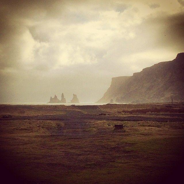 Vík í Mýrdal, Iceland Photo by travayl
