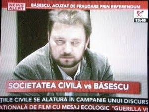 """link - http://inliniedreapta.net/cristian-pirvulescu-si-dan-voiculescu-combat-neabatut-evului-mediu-intunecat-basist/  Cristian Pîrvulescu și Dan Voiculescu combat neabătut """"evul mediu întunecat"""" băsist  Societatea civilă neocomunistă. C.Pîrvulescu, pus în fața unei fraude electorale de proporții uriașe, uită de ce a fondat ProDemocrația(asigurarea """"corectitudinii procesului electoral"""") și aleargă după cai verzi pe pereți neocomuniști, vrăjitoare băsiste și banii lui Dan Voiculescu."""