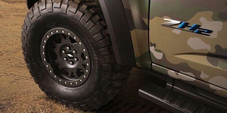 """Fotos y detalles de esta auténtica """"bestia"""" creada por #GM. El ejército de Estados Unidos la probará en campo muy pronto y ni te imaginas cuál será su combustible..."""