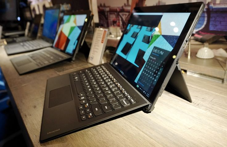 Lenovo Ideapad MIIX 700. Lenovo is introducing its Ideapad MIIX 700, which is strictly aimed at the Microsoft Surface Pro. The tablet...