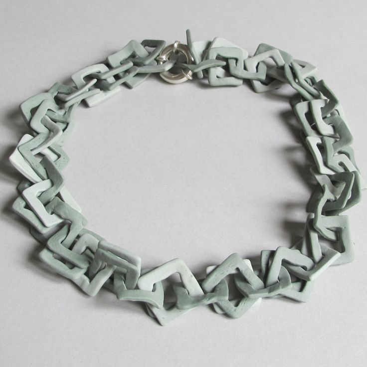 Porcelain collar by Claire Marfisi | £200 | V&A Shop #vamSHOP