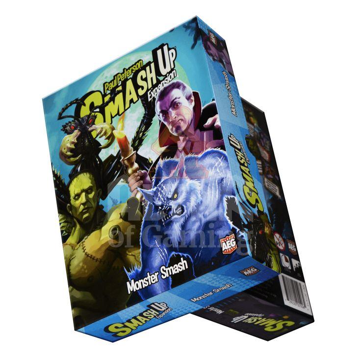 Monster Smash - Smash Up Expansion | Altar of Gaming