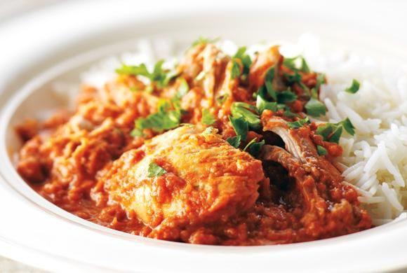 Slow Cooker Butter Chicken | Favorite Recipes | Pinterest