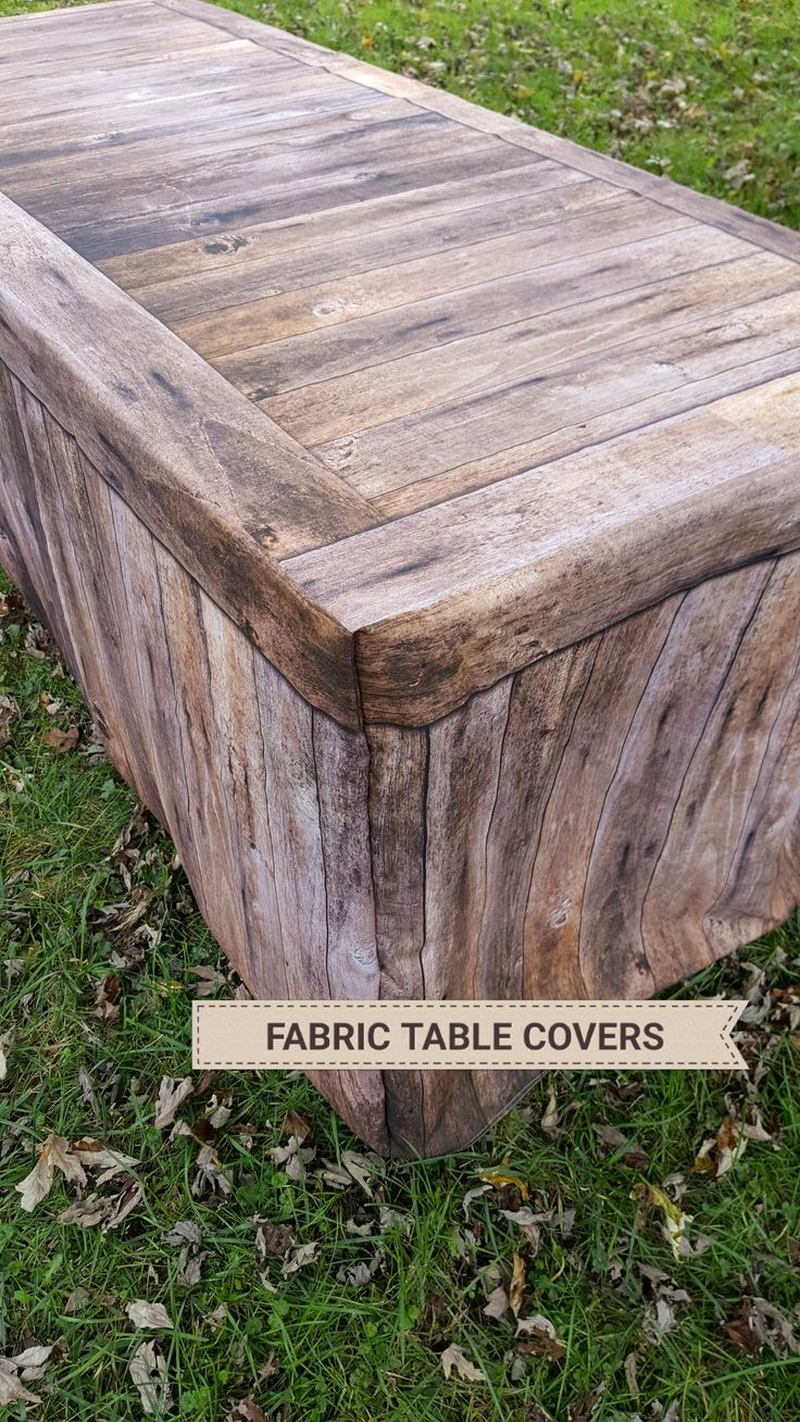 Best 25 Rustic Tablecloths Ideas On Pinterest Wedding
