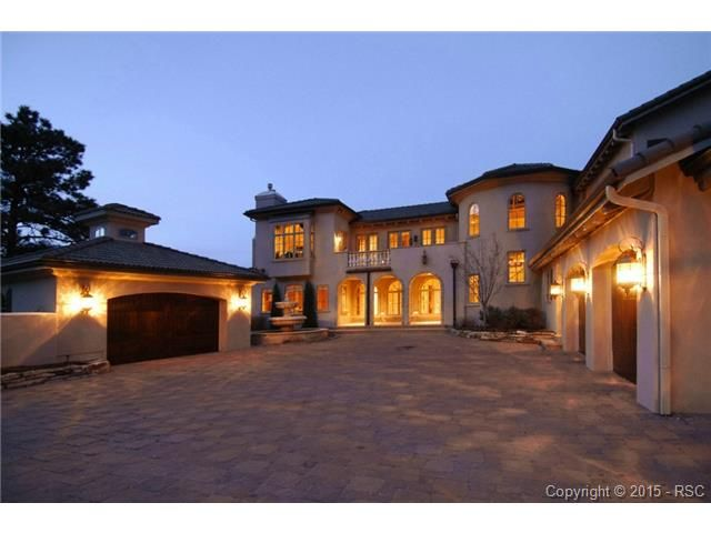 Best Luxury Homes In Colorado Springs Images On Pinterest - Colorado springs luxury homes