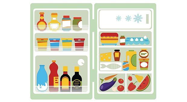 Οργανώστε το ψυγείο!