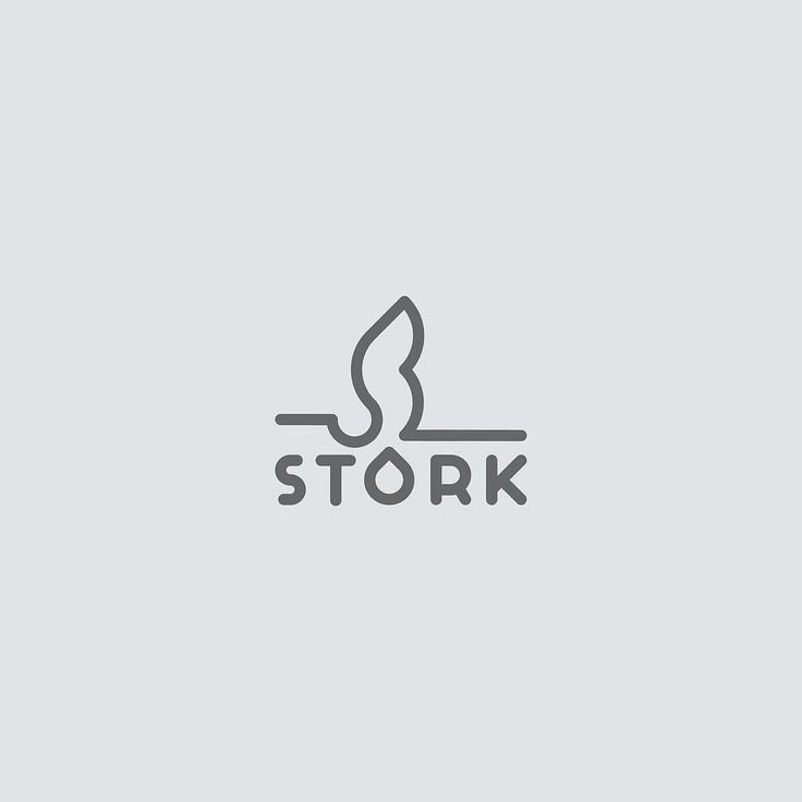 """265/365: Stork Today marks the """"100 more logos left milestone."""" I truly enjoy the challenge this project brings each day appreciate all the feedback and look forward to its completion. For those of you joining this logo adventure welcome! Every day I create an original logo and post it. Each logo takes about 1.5 - 2 hours on average. I have days where I feel really creative or motivated and days where I don't get an idea for 4 hours. I aim to share practical tips about logo design and the..."""