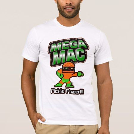 Mega Mac Tshirt - tap to personalize and get yours