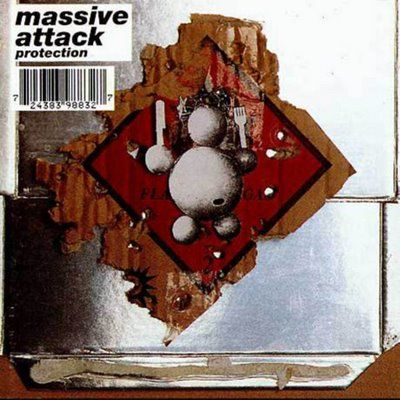 Massive Attack - Protection LP
