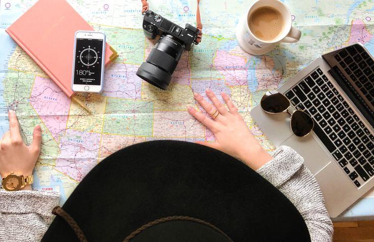 Let's Get Away! Travel Post