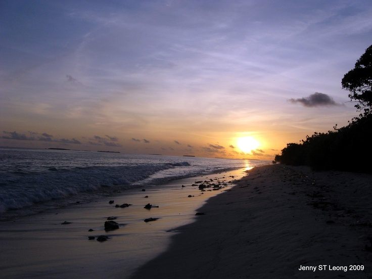 @ Maldives (Aug 2009).  Island paradise at its best ...