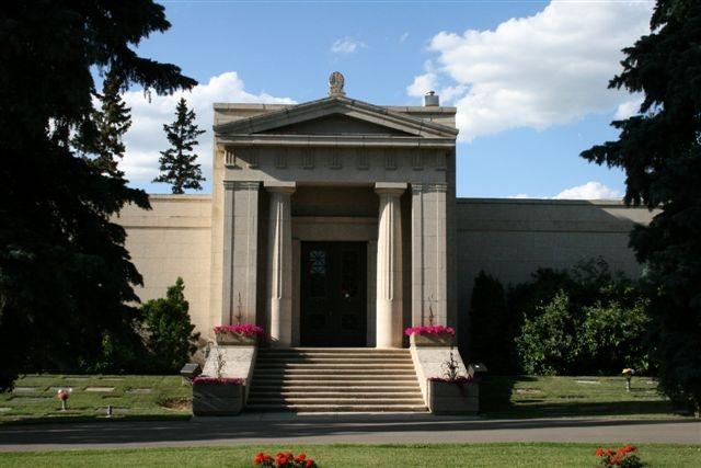 Night at the Mausoleum: Edmonton Cemetery Open House August 23 & 24, 2012