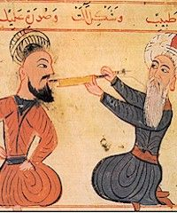 5000 BC - A Sumerian text of this date describes tooth worms as the cause of dental decay