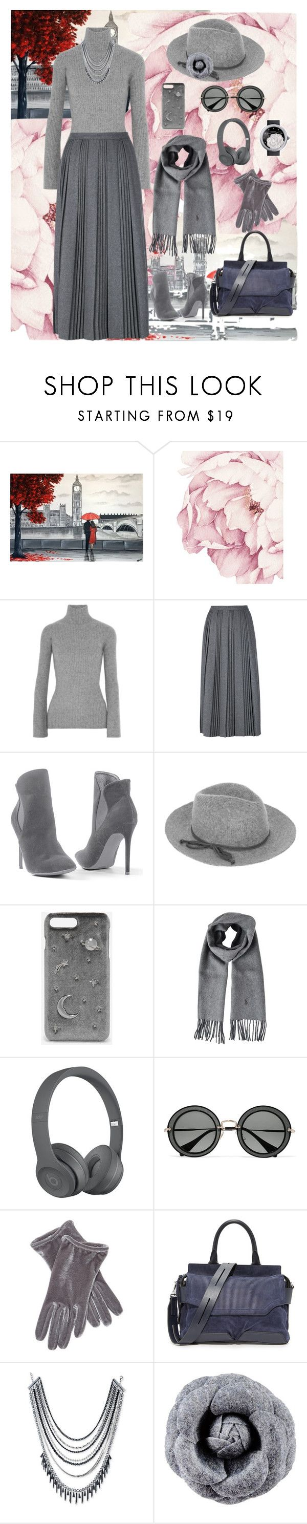 """""""The four seasons in Japan that change from autumn to winter are beautiful."""" by hiroko-eirai ❤ liked on Polyvore featuring Autumn Cashmere, RED Valentino, Venus, Accessorize, CHARLES & KEITH, Polo Ralph Lauren, Miu Miu, Portolano, rag & bone and ABS by Allen Schwartz"""