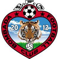 2012, Bombada FC (Brikama, Gambia) #BombadaFC #Brikama #Gambia (L14318)