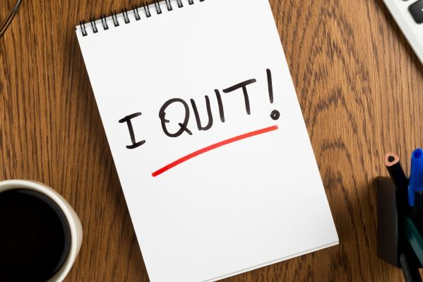 15 rules to resigning with grace